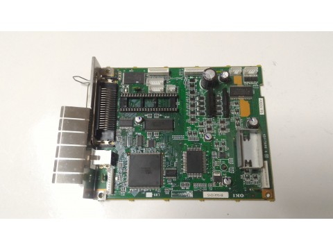 Oki Microline 1120 Anakart ( Formatter Board ) 2.el